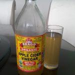 アメリカ定番健康食品。リンゴ酢と言えば、コレ。