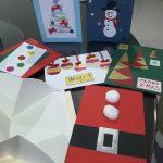 クリスマスカード手作り簡単でかわいい!子供と作れるアイデア紹介