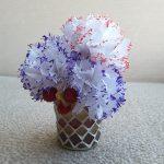 母の日プレゼントを手作り100均で簡単にできる花の作り方とコツ